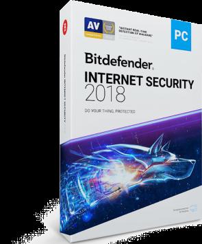 Bitdefendef Internet Security 2018