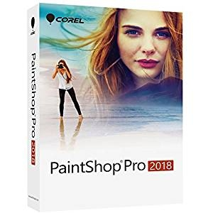 PaintShop Pro 2019 Corporate Edition License (2-4)