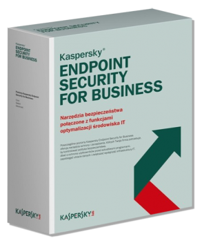 Kaspersky Endpoint Security для бизнеса – Стандартный Russian Edition. 250-499 Node 2 year Base License