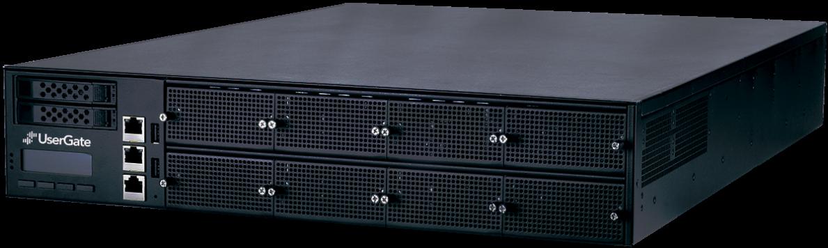 Аппаратный межсетевой экран UserGate F8000