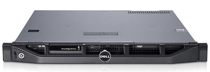 Сервер Dell PowerEdge R210 II