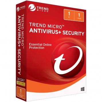 Trend Micro AntiVirus+ 2018  Multi Language  LICENSE  24 mths  3  Renew
