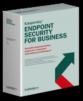 Kaspersky Endpoint Security для бизнеса – Стандартный Russian Edition. 250-499 Node 2 year Base License