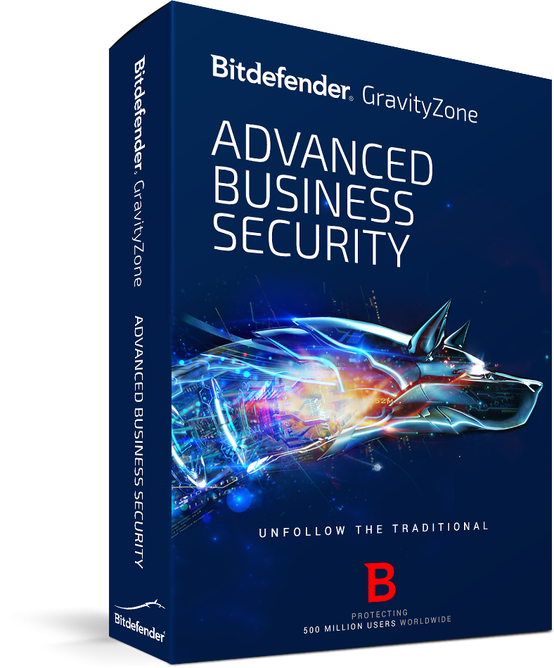 Bitdefender GravityZone Security for Virtualized Environments CPU