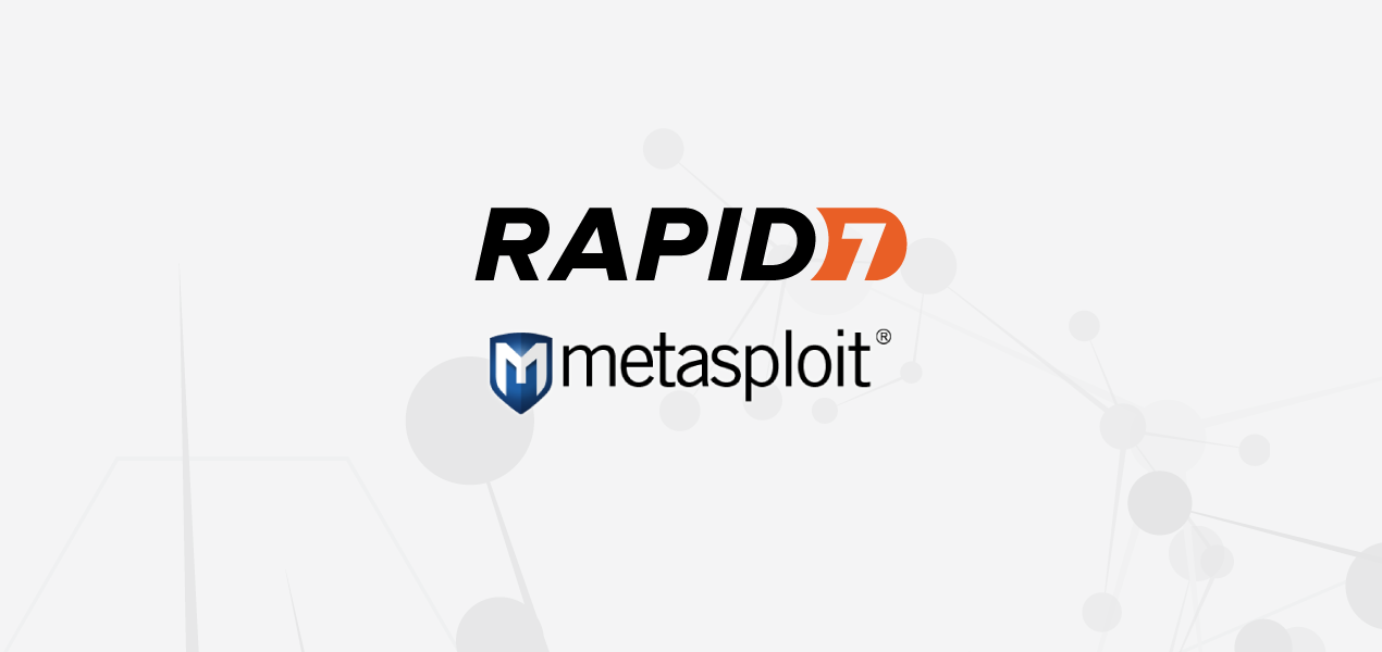 Rapid7 Metasploit