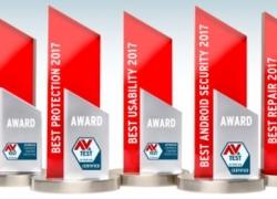 Награды AV-TEST 2017: лучшие антивирусы года для дома и бизнеса
