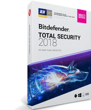 Bitdefendef Total Security 2018