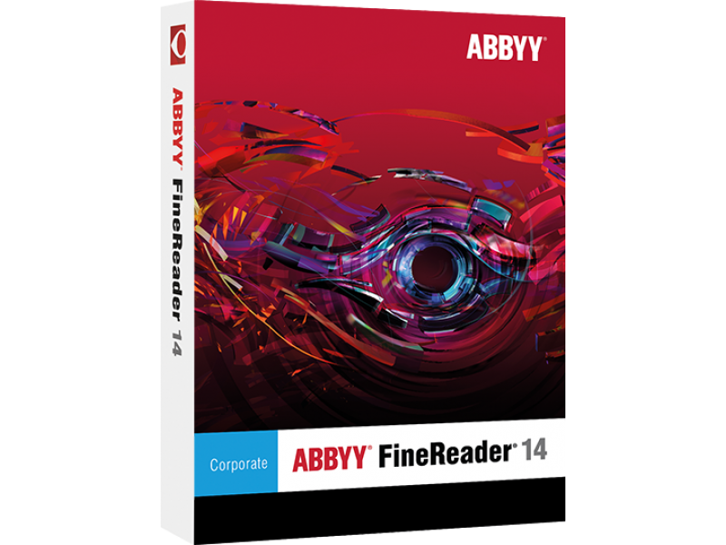 ABBYY FineReader 14 Enterprise 1 year (Per Seat)