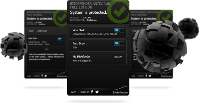 Bitdefendef Antivirus Free