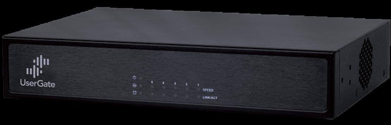 Аппаратный межсетевой экран UserGate C100 – C170
